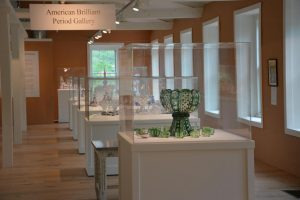 Glass Museum Exhibit